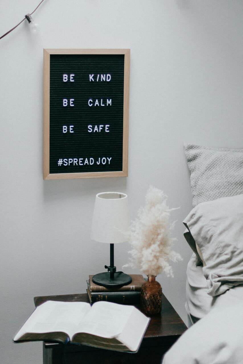 calmness, happy, and motivation image