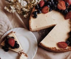 aesthetics, breakfast, and cake image