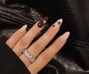 archive, nails, and dark archive image