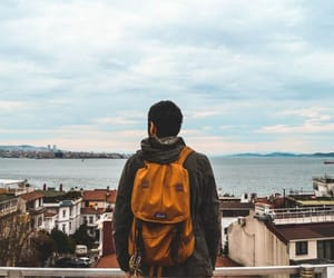 travel, travelling, and backpacker image
