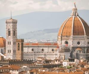 traveling, travelling, and Tuscany image