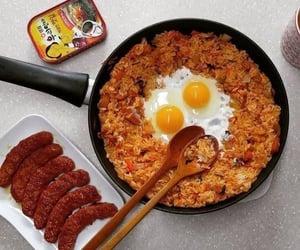 food, korean, and yummy image