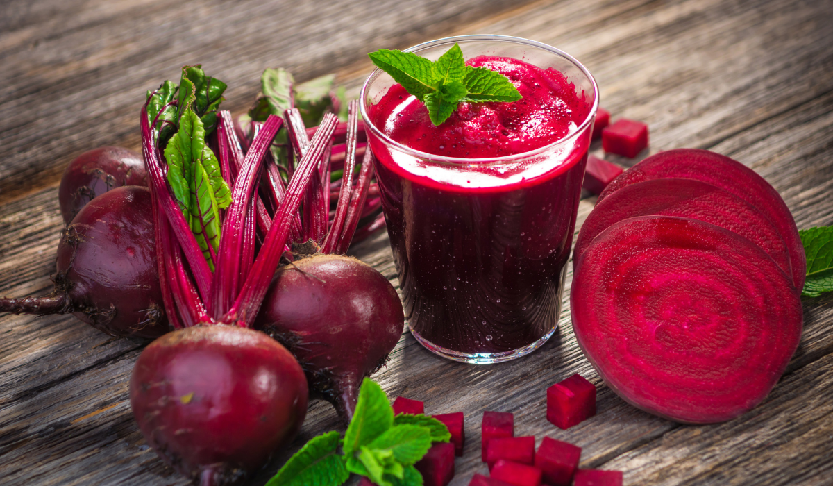 article, vegetables, and beetroot image