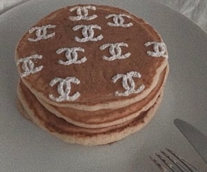 breakfast, brown, and chanel image