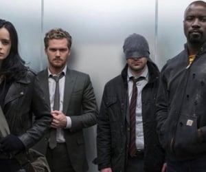 Marvel, series, and defenders image