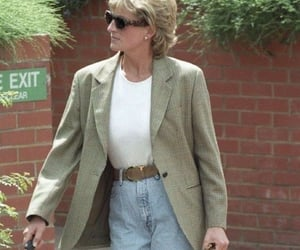 princess diana and vintage image