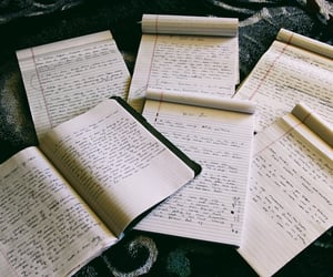 article, writing challenge, and author image