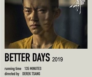 better days, chinese, and cinematography image