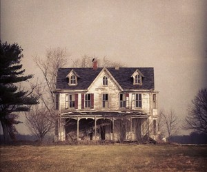 abandoned, old, and photography image