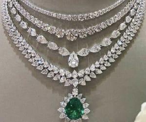 beautiful, chic, and diamonds image