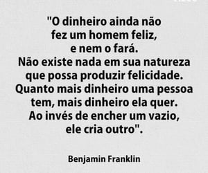 franklin, quotes, and realidade image