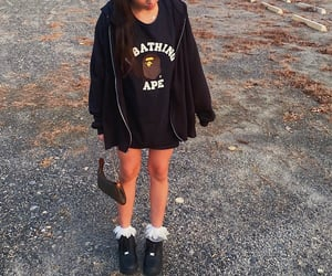 alt girl, indie, and streetstyle image