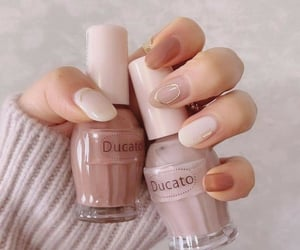 colores, uñas, and girls image