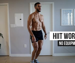 fitness, weight loss, and workout image
