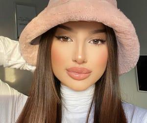 blush, fashion, and woman girl image