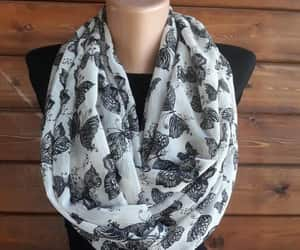 etsy, scarfs, and animal scarf image