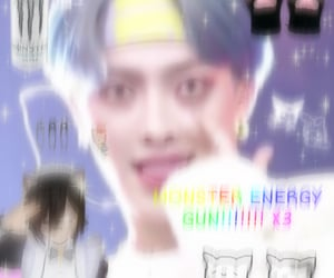 cyber, emo, and hongjoong image