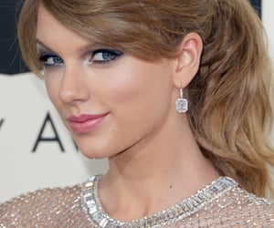 Taylor Swift, beautiful, and blonde image