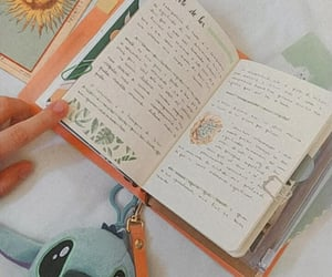 journal, scrapbooking, and travelers notebook image