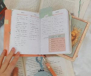 books, journaling, and journal image