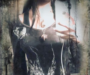 grunge, tumblr, and dark fairy image