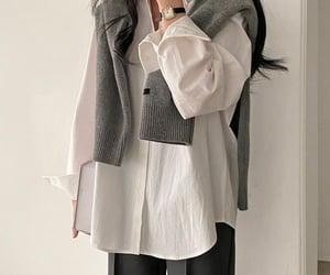 fashion, minimal, and style image