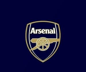 Arsenal, football, and wallpaper image