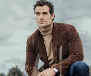 Henry Cavill, man, and handsome image
