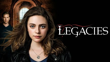 article, tv show, and legacies image