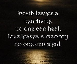 death, grief, and heal image
