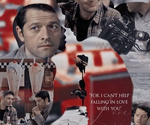 dean winchester, otp, and series image