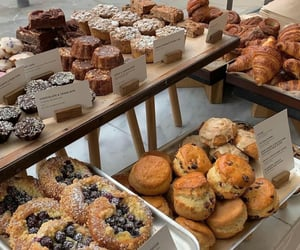 food, pastry, and aesthetic image