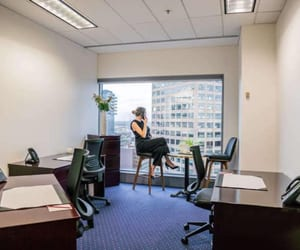 virtual office, shared office, and serviced office image