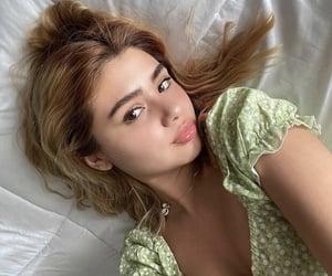 girl, inspo, and makeup image