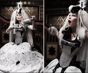 black, etsy, and gothic image