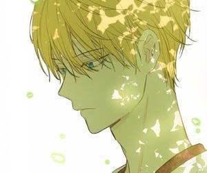 anime boy, claude, and ep43 image