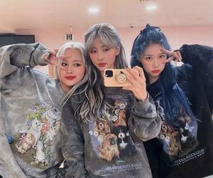 dreamcatcher, dami, and gahyeon image