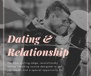 couples, dating, and love image