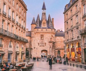 architecture, france, and street image