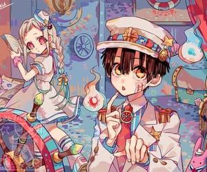 anime, manga, and hanako-kun image