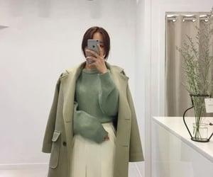 green, fashion, and girl image