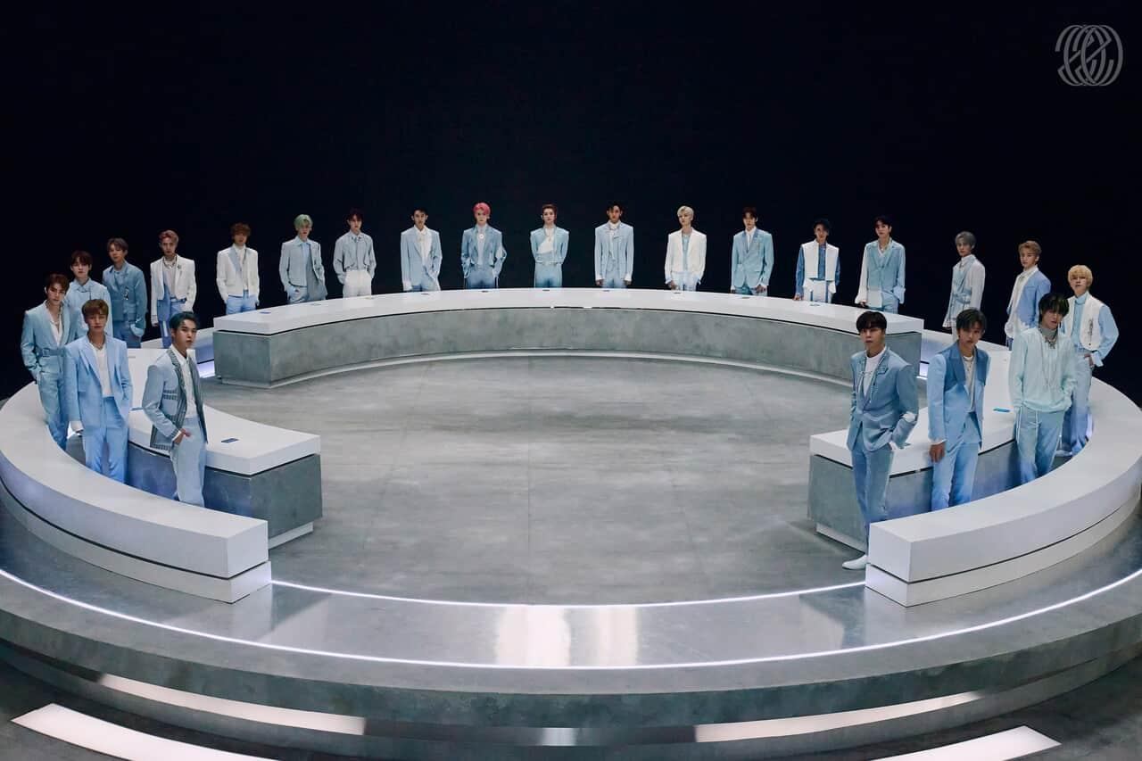 2020, pentagon, and Seventeen image