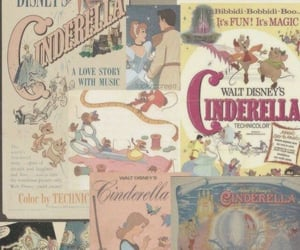cinderella, background, and disney image