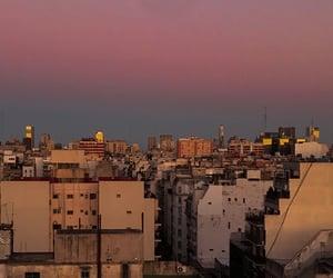 argentina, arquitectura, and atardecer image