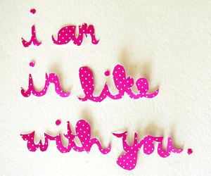 love, like, and pink image