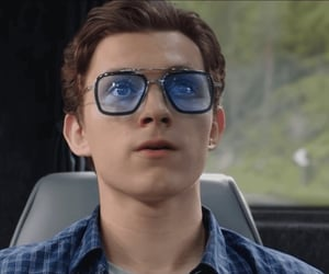 Marvel, peter parker, and tom holland image