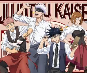 anime, anime girl, and poster image