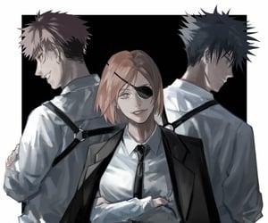 anime, jujutsu kaisen, and nobara kugisaki image