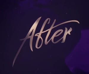 after, after movie, and after we collided image