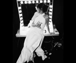 camila cabello, black and white, and camilizers image